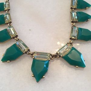 Green Eye Candy necklace